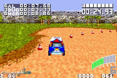 Colin McRae Rally 2.0  Archiv - Screenshots - Bild 40