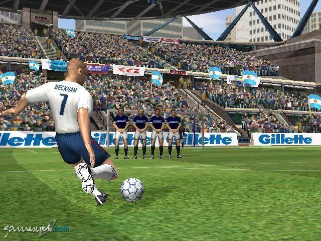David Beckham Soccer  Archiv - Screenshots - Bild 11