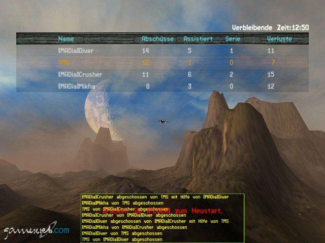 Echelon - Screenshots - Bild 8