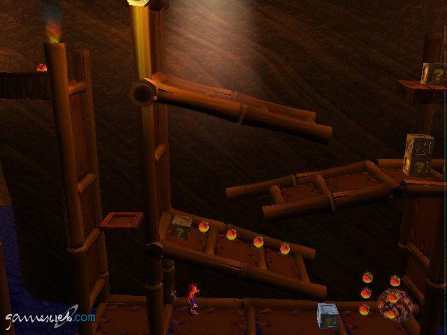 Crash Bandicoot: The Wrath of Cortex  Archiv - Screenshots - Bild 2