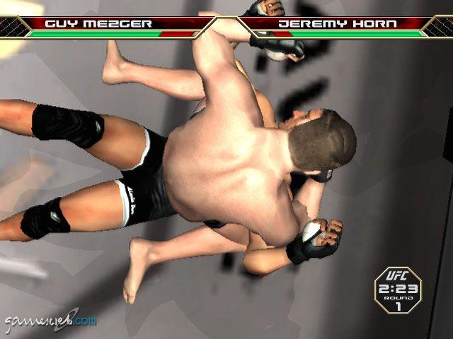 UFC: Throwdown  Archiv - Screenshots - Bild 3