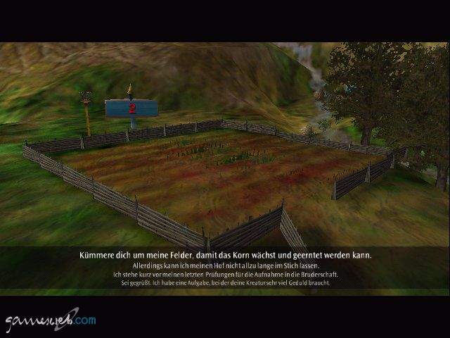 Black & White - Insel der Kreaturen - Screenshots - Bild 14313
