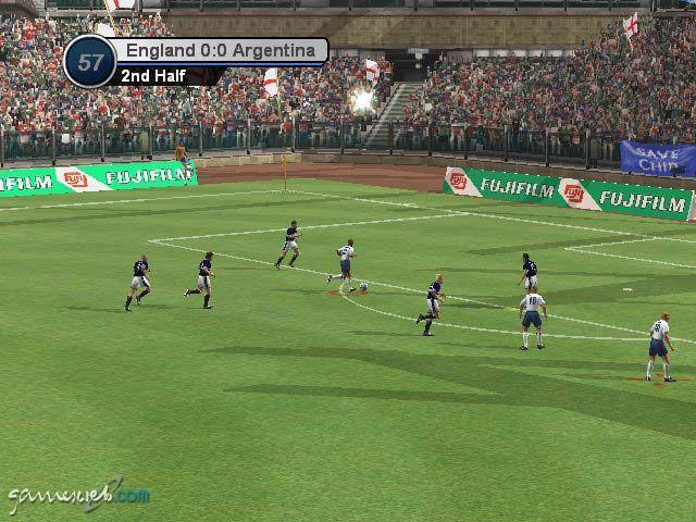 David Beckham Soccer  Archiv - Screenshots - Bild 16