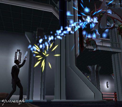 Men in Black 2: Alien Escape  Archiv - Screenshots - Bild 6