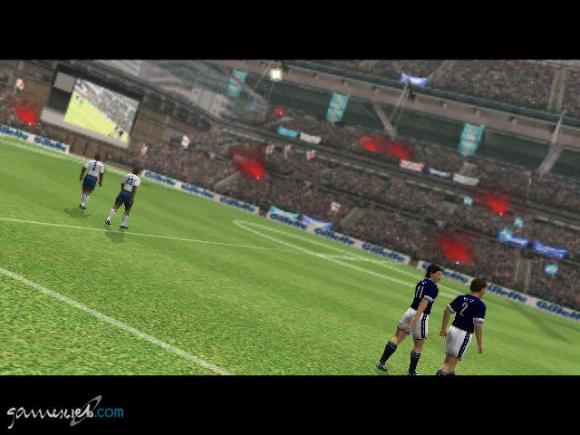 David Beckham Soccer  Archiv - Screenshots - Bild 4