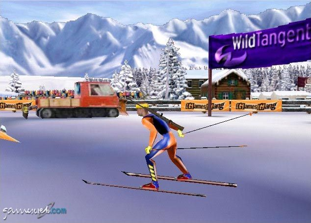 Biathlon 2002  Archiv - Screenshots - Bild 5