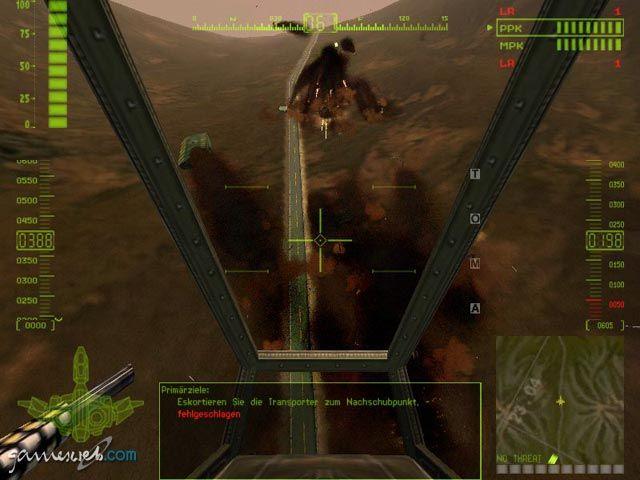 Echelon - Screenshots - Bild 12