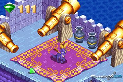 Spyro: Season of Flame  Archiv - Screenshots - Bild 2