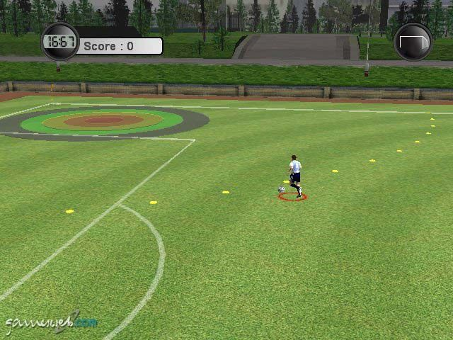 David Beckham Soccer  Archiv - Screenshots - Bild 9