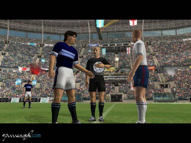David Beckham Soccer  Archiv - Screenshots - Bild 3