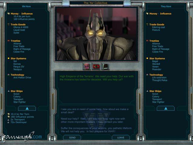 Galactic Civilization  Archiv - Screenshots - Bild 7