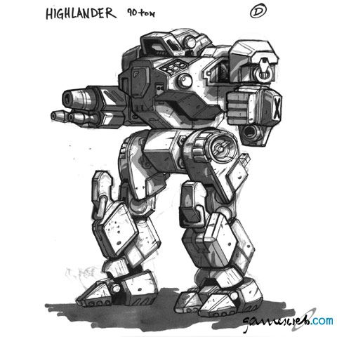 MechWarrior 4 Inner Sphere 'Mech Pak - Screenshots & Artwork Archiv - Screenshots - Bild 9