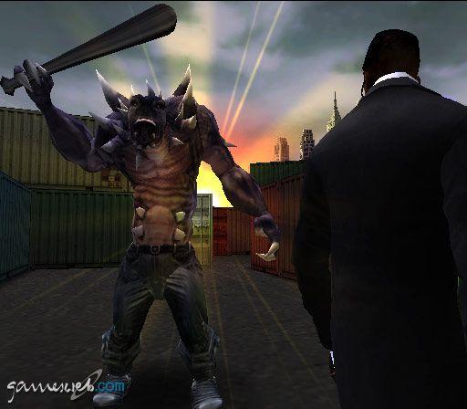 Men in Black 2: Alien Escape  Archiv - Screenshots - Bild 10