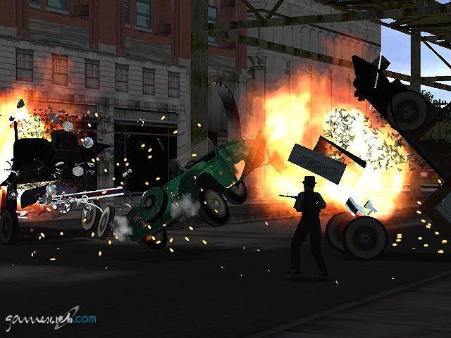 Chase  Archiv - Screenshots - Bild 16