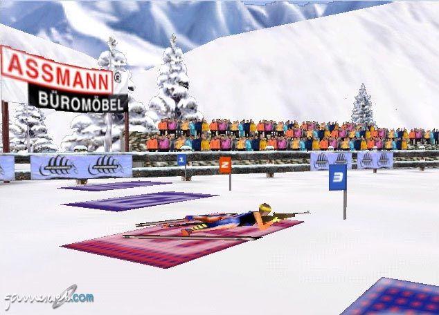 Biathlon 2002  Archiv - Screenshots - Bild 6