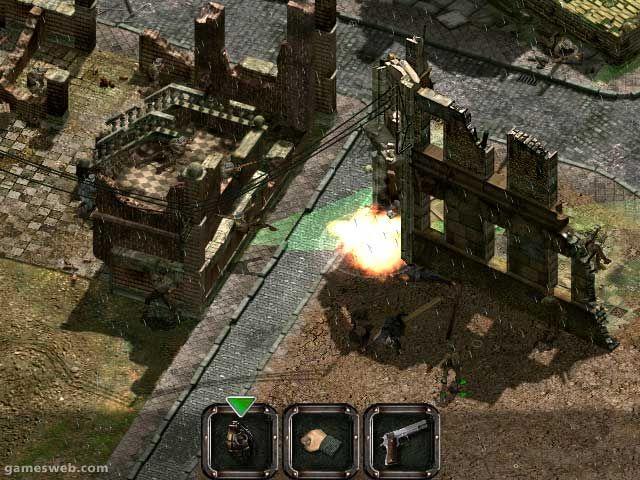Commandos 2  Archiv - Screenshots - Bild 22