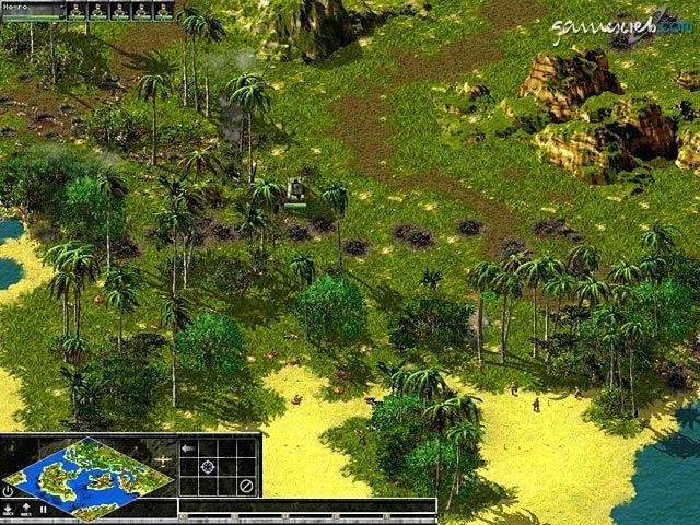 Sudden Strike 2  Archiv - Screenshots - Bild 14