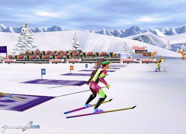 Biathlon 2002  Archiv - Screenshots - Bild 9
