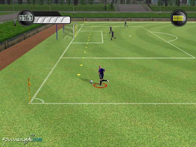 David Beckham Soccer  Archiv - Screenshots - Bild 8