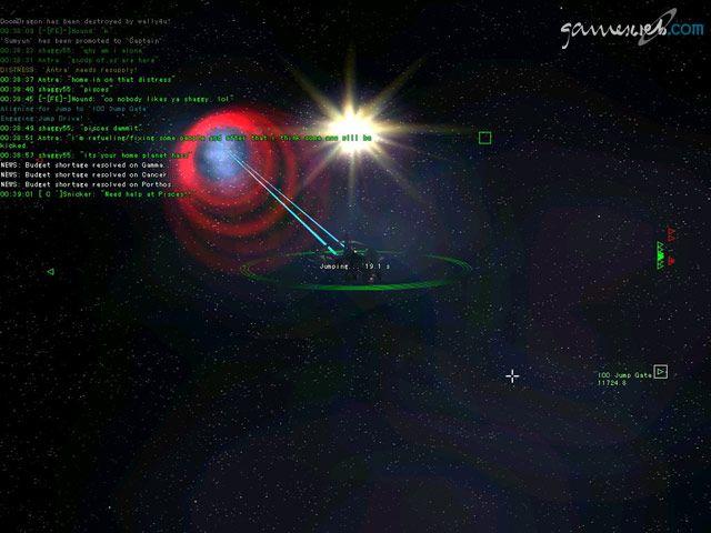 DarkSpace  Archiv - Screenshots - Bild 4