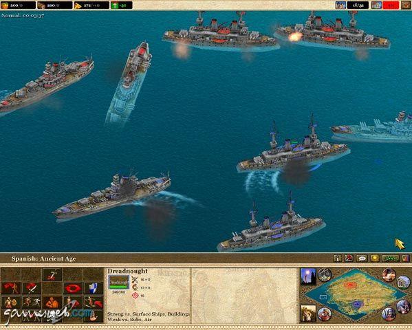 Rise of Nations  Archiv - Screenshots - Bild 9
