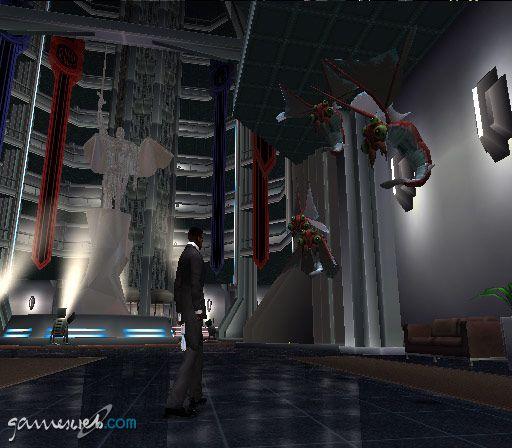 Men in Black 2: Alien Escape  Archiv - Screenshots - Bild 7