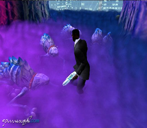 Men in Black 2: Alien Escape  Archiv - Screenshots - Bild 3