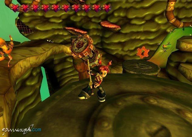 Malice: Kat's Tale  Archiv - Screenshots - Bild 6
