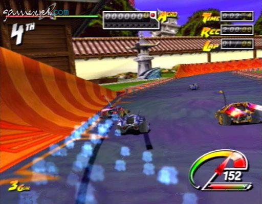 Stunt GP - Screenshots - Bild 16