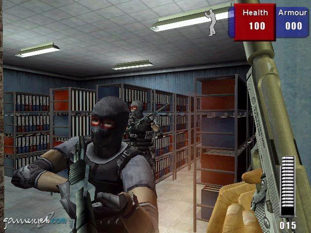 Die Hard: Vendetta  Archiv - Screenshots - Bild 22
