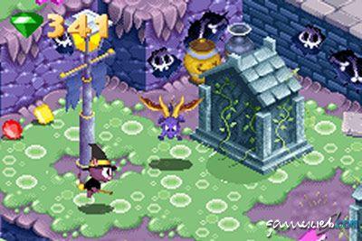 Spyro: Season of Flame  Archiv - Screenshots - Bild 5