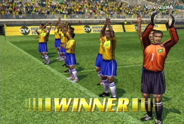 Virtua Striker 3 Ver 2002  Archiv - Screenshots - Bild 4