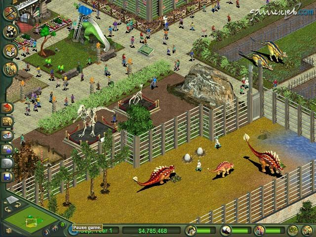 Zoo Tycoon: Dinosaur Digs  Archiv - Screenshots - Bild 8