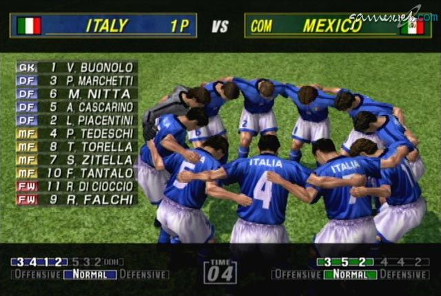 Virtua Striker 3 Ver 2002  Archiv - Screenshots - Bild 10