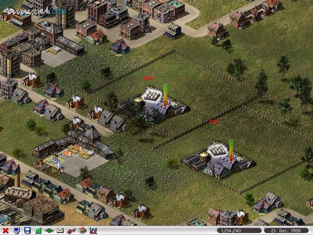 Industriegigant 2 - Screenshots - Bild 5
