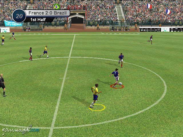David Beckham Soccer  Archiv - Screenshots - Bild 14