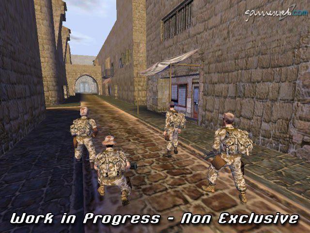 Conflict: Desert Storm  Archiv - Screenshots - Bild 12
