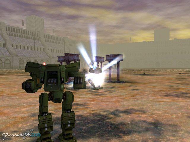 MechWarrior 4 Inner Sphere 'Mech Pak - Screenshots & Artwork Archiv - Screenshots - Bild 8