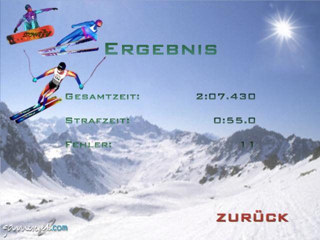 Winterspiele 2002 - Screenshots - Bild 8