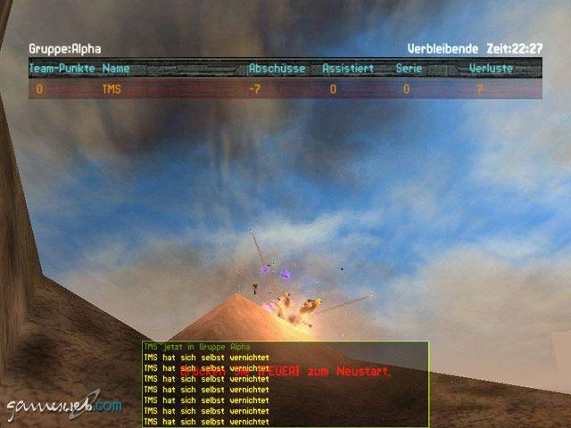 Echelon - Screenshots - Bild 11