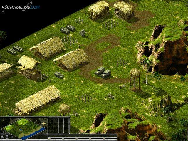 Sudden Strike 2  Archiv - Screenshots - Bild 13