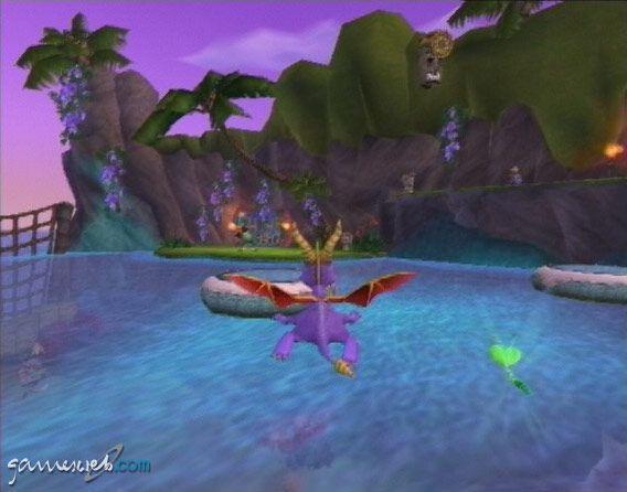 Spyro: Enter the Dragonfly  Archiv - Screenshots - Bild 19