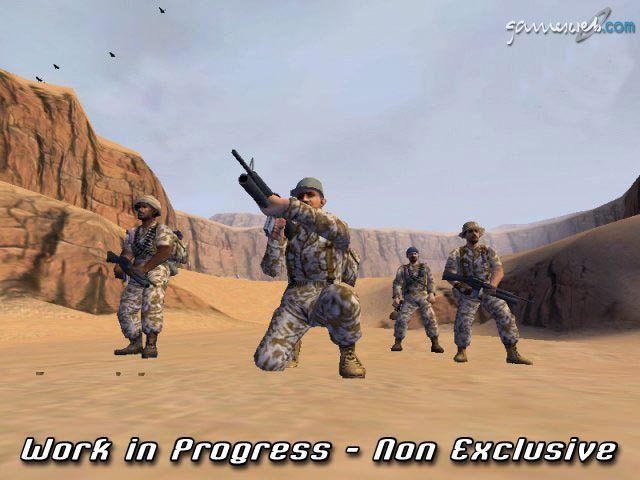 Conflict: Desert Storm  Archiv - Screenshots - Bild 10