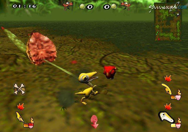 Dinoz  Archiv - Screenshots - Bild 3