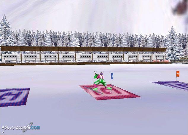 Biathlon 2002  Archiv - Screenshots - Bild 8