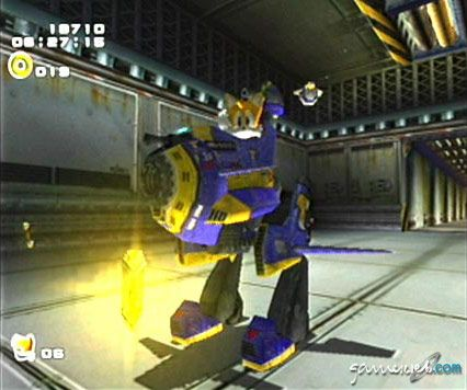 Sonic Adventure 2: Battle - Screenshots - Bild 16