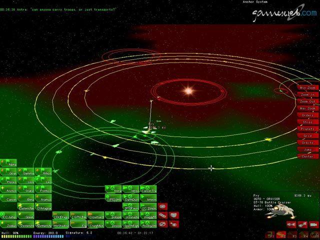 DarkSpace  Archiv - Screenshots - Bild 3