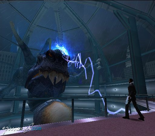 Men in Black 2: Alien Escape  Archiv - Screenshots - Bild 21