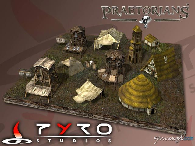 Praetorians  Archiv - Artworks - Bild 4