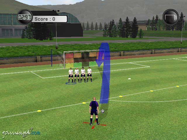 David Beckham Soccer  Archiv - Screenshots - Bild 5
